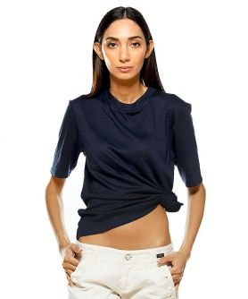MELIS Three-quarter Sleeve T-shirt